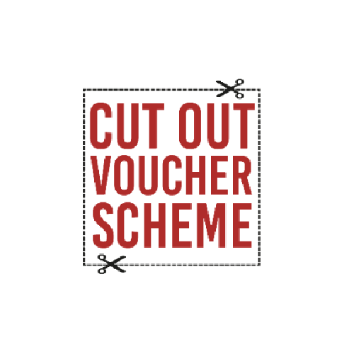 Cut Out Voucher