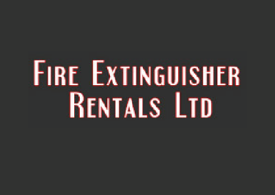 Fire Extinguisher Rentals